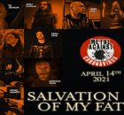 "Projeto Metal Against Coronavirus lança novo single ""Salvation Of My Fate"""