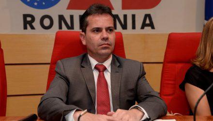 Presidente da OAB/RO, Andrey Cavalcante