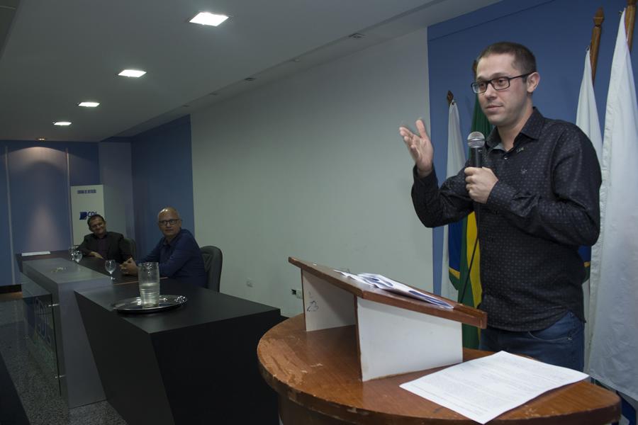 André Moreira é o novo presidente da CDL de Ji-Paraná