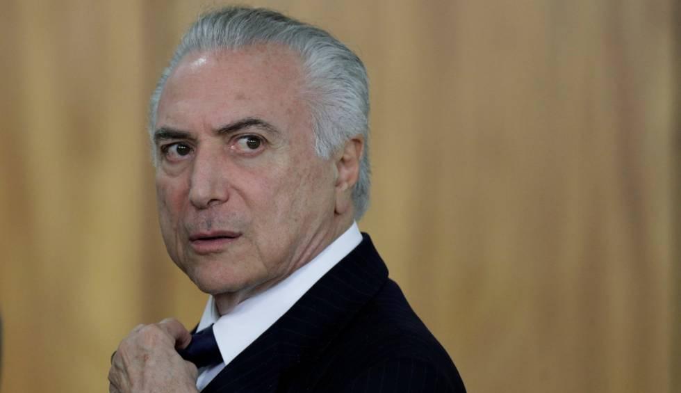 Presidente temer passa por pequena cirurgia em São Paulo — Urgente
