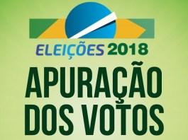 Apuração eleições 2018