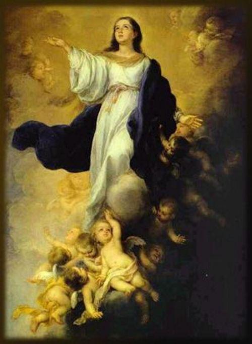 Dia da Assunção de Nossa Senhora
