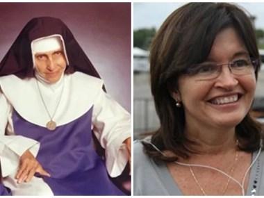 Maria Rita Pontes recebe a primeira medalha Santa Dulce dos pobres