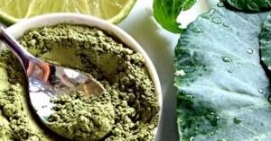 Matchá: Considerado o chá verde mais potente para eliminação de gorduras