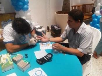 Campanha do Diabetes chega ao Iguatemi