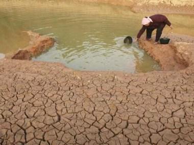 Racionamento de água na Bahia