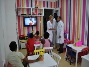 Hospital Santa Izabel inaugura novas instalações de oncologia pediátrica