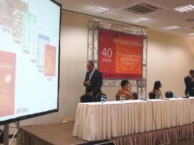 Seminário celebra os 40 anos da Revista Baiana de Saúde Pública