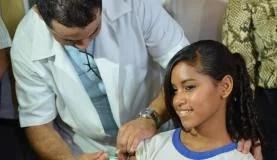 Segunda dose da vacina contra o HPV começa a ser aplicada na próxima semana