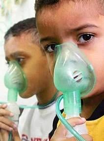 É de Salvador a maior taxa de crianças com rinite no país