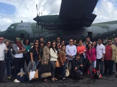Chegam mais 35 médicos brasileiros para a Bahia