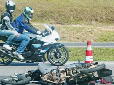 Mais de 50% de internações por acidentes são causadas por motos
