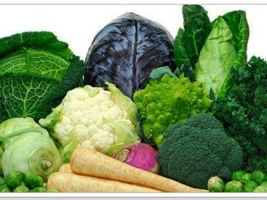 Verduras podem manter a imunidade do organismo