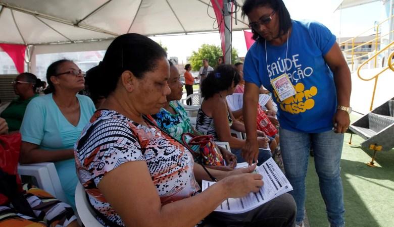 Saúde sem Fronteiras na Bahia