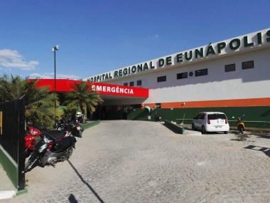 Nova UTI no Hospital de Eunápolis