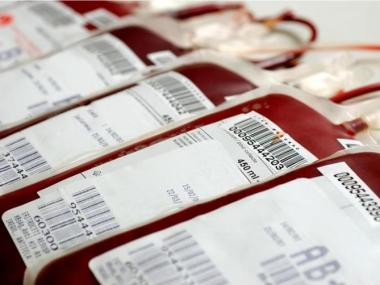 Selo incentiva doação de sangue