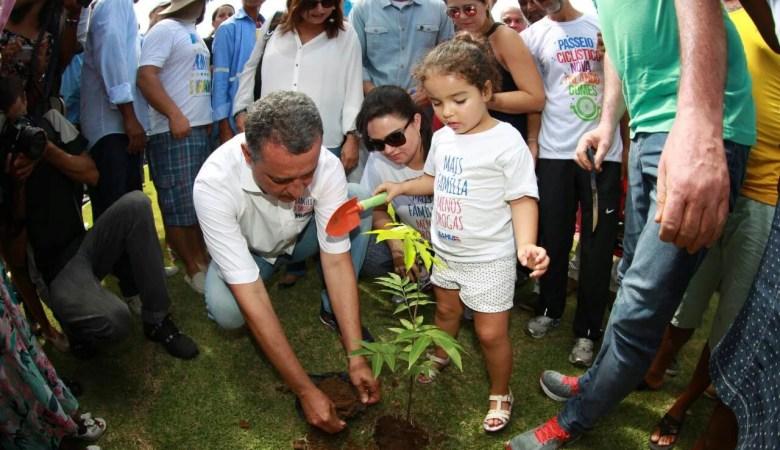 Comemoração ao Dia do Meio Ambiente