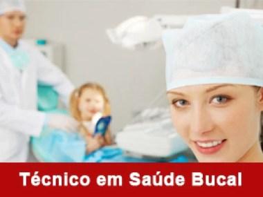 Técnico em Saúde Bucal gratuito