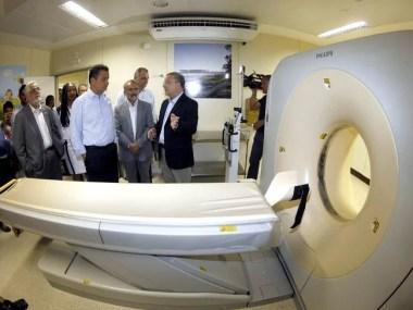 Centro de Diagnóstico é inaugurado