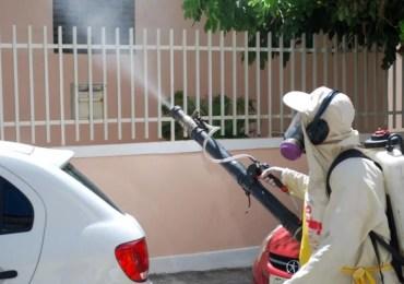 Circuito do Carnaval recebe fumacê em combate ao Aedes aegypti