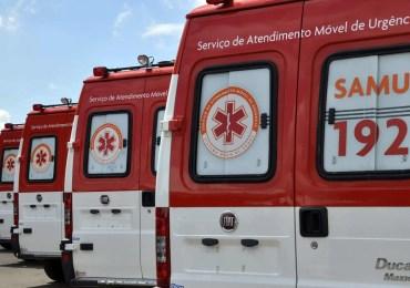 Mais ambulâncias