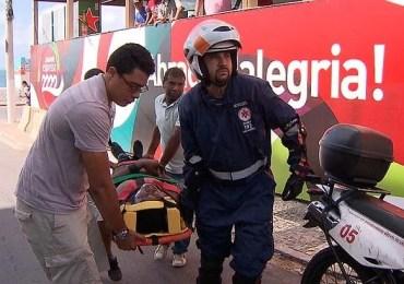 Saúde registrou queda de 35% no atendimento do Carnaval