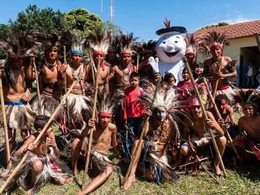 Ministério da Saúde lança mês de vacinação dos povos indígenas
