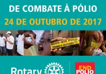 Dia Mundial de Combate à Pólio