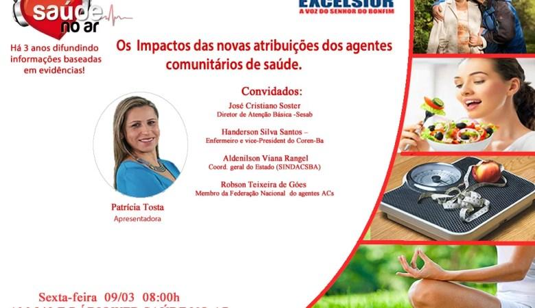 Os impactos das novas atribuições dos agentes comunitários de saúde