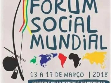 Salvador recebe o Fórum Social Mundial