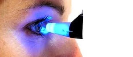 Glaucoma:exames gratuitos de tonometria
