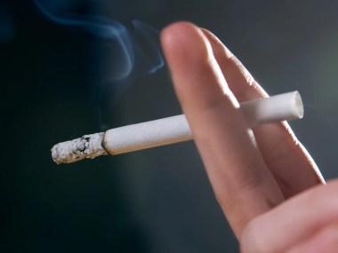 Governo desiste de reduzir tributos sobre o cigarro para combater o contrabando
