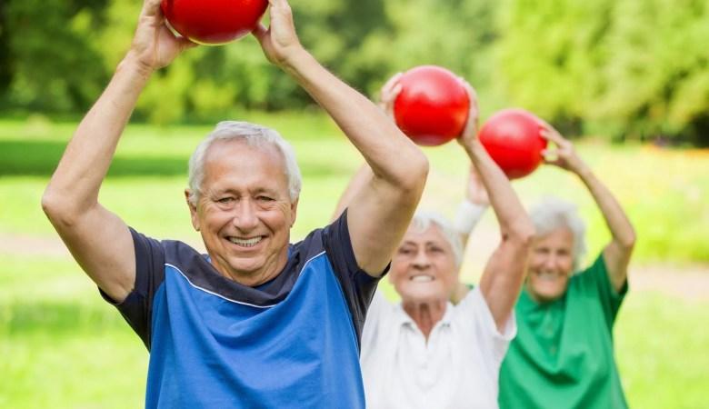 Cirandô: saúde na melhor idade