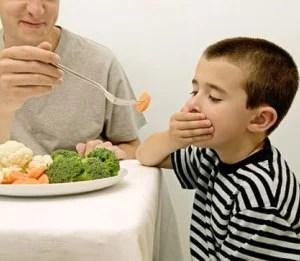 Recusa Alimentar Infantil