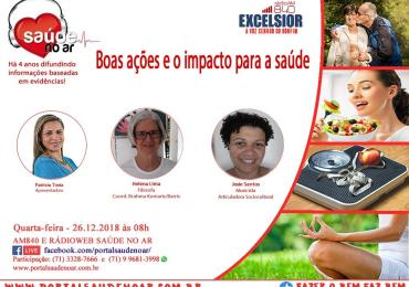 Brahma Kumaris - Boas ações e o impacto para a saúde
