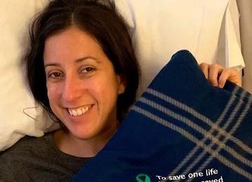 Mulher se torna primeira doadora de órgãos viva com HIV positivo