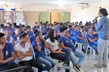 Bahia alcança 100% de adesão no Programa Saúde na Escola