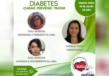 Diabetes -  cuidar, prevenir, tratar