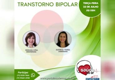 Transtorno bipolar é o tema do programa desta terça-feira (23/07)