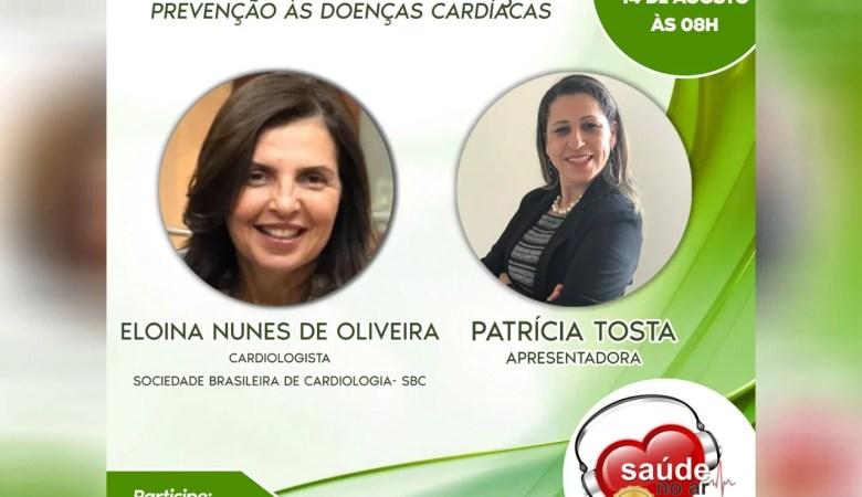 Proteja seu coração - Entrevista com a cardiologista Eloína Nunes
