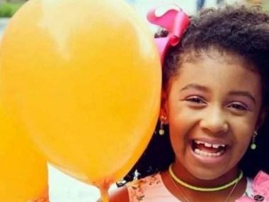 Unicef e OEA exigem que os assassinos de Ágatha sejam punidos