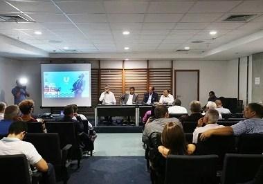 Abertura dos jogos Universitários brasileiros  será na próxima segunda (21/10) em Lauro de Freitas- BA