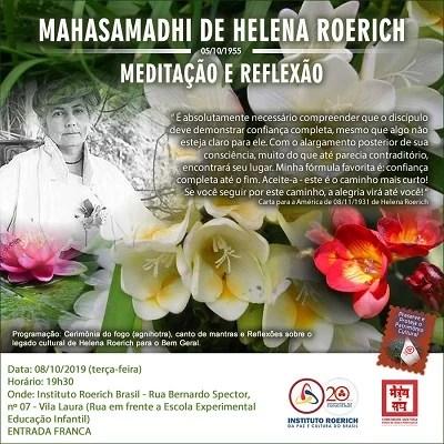 Instituto Roerich Brasil realiza meditação com entrada franca