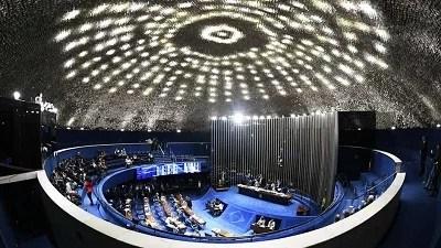 Senado aprova texto-base da reforma da Previdência em 1º turno