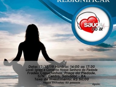 Workshop Saúde no Ar - Ressignificar
