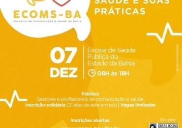 Encontro de Comunicação e Saúde da Bahia