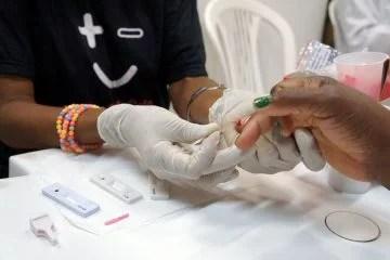 Novembro Azul no Cedeba começa segunda-feira com teste de hepatite