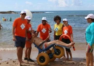 Para Praia inicia sétima temporada