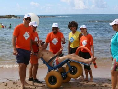 Projeto Para Praia recebe inscrições para voluntários