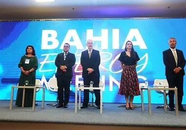 Futuro da energia renovável é discutido no Bahia Energy Meeting